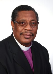 Our Pastor - Bishop Dr. Courton A. Reid